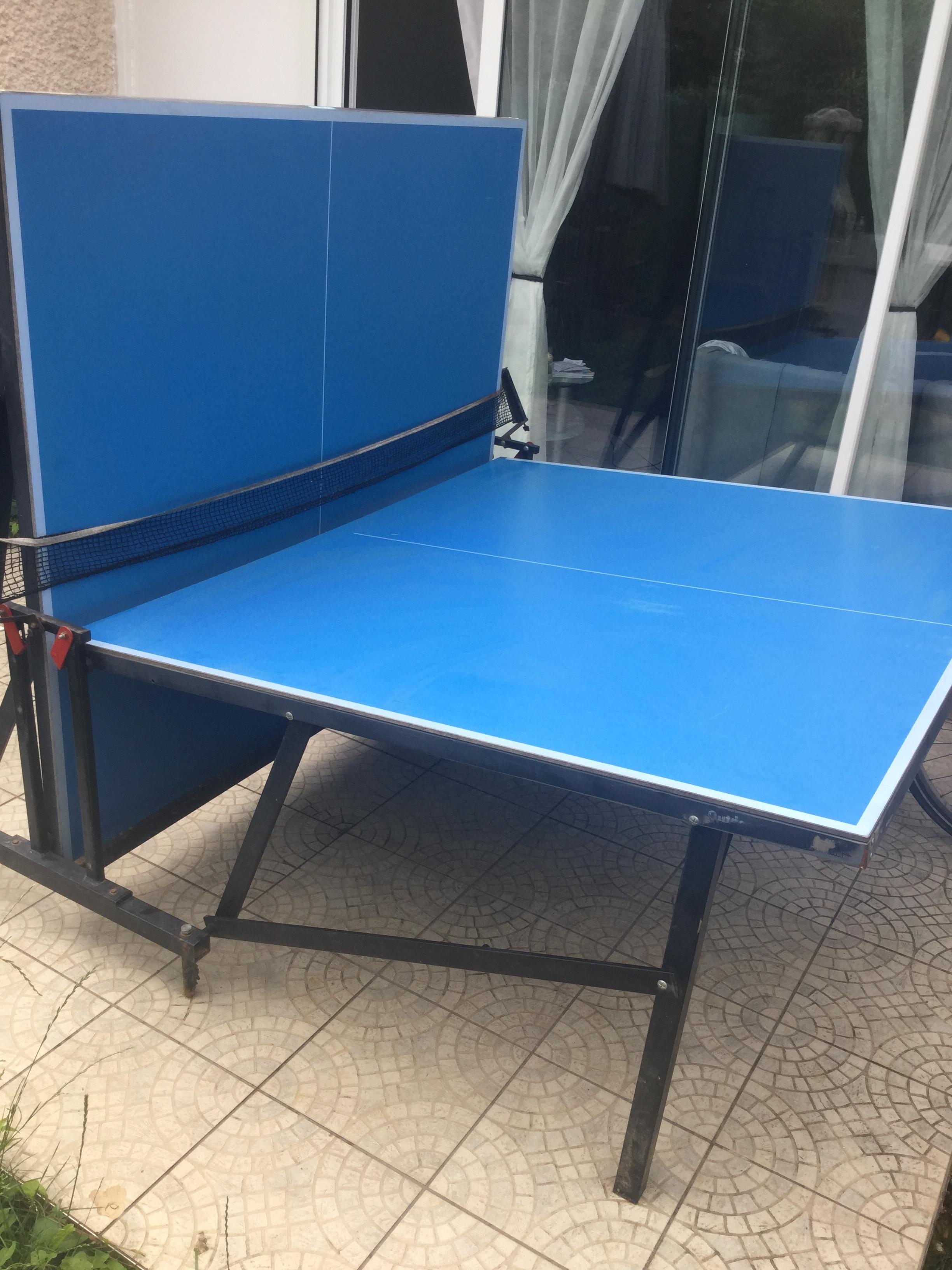 Cherche roues vieille table g n ral forum de tennis de table et ping pong - Roue pour table de ping pong ...